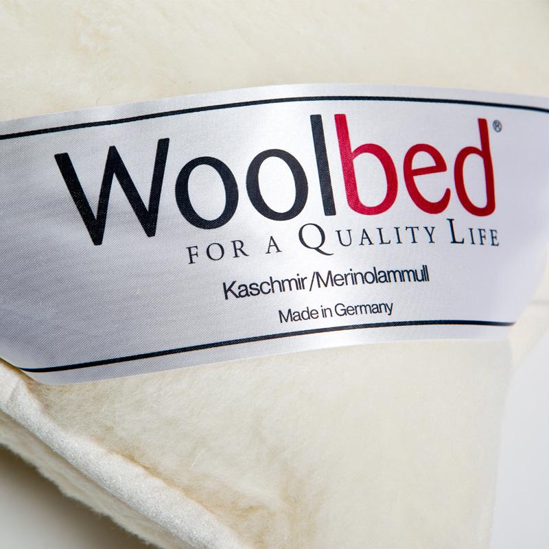 wool bed natural organic Pillows white