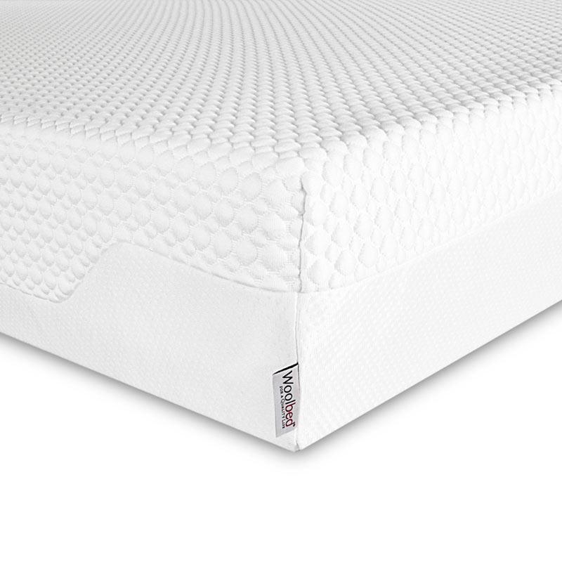 Rørig SENG MADRASS SENSATION 21 | WoolBed | EXPERTS IN YOUR SLEEP HT-85